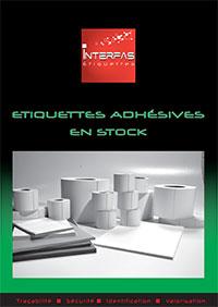 Catalogue étiquettes